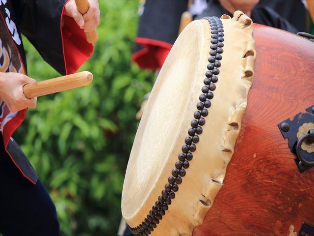 大阪(南河内)の和太鼓教室