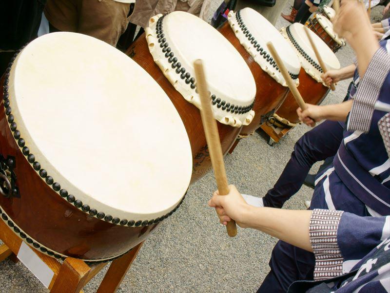 徳島の和太鼓教室