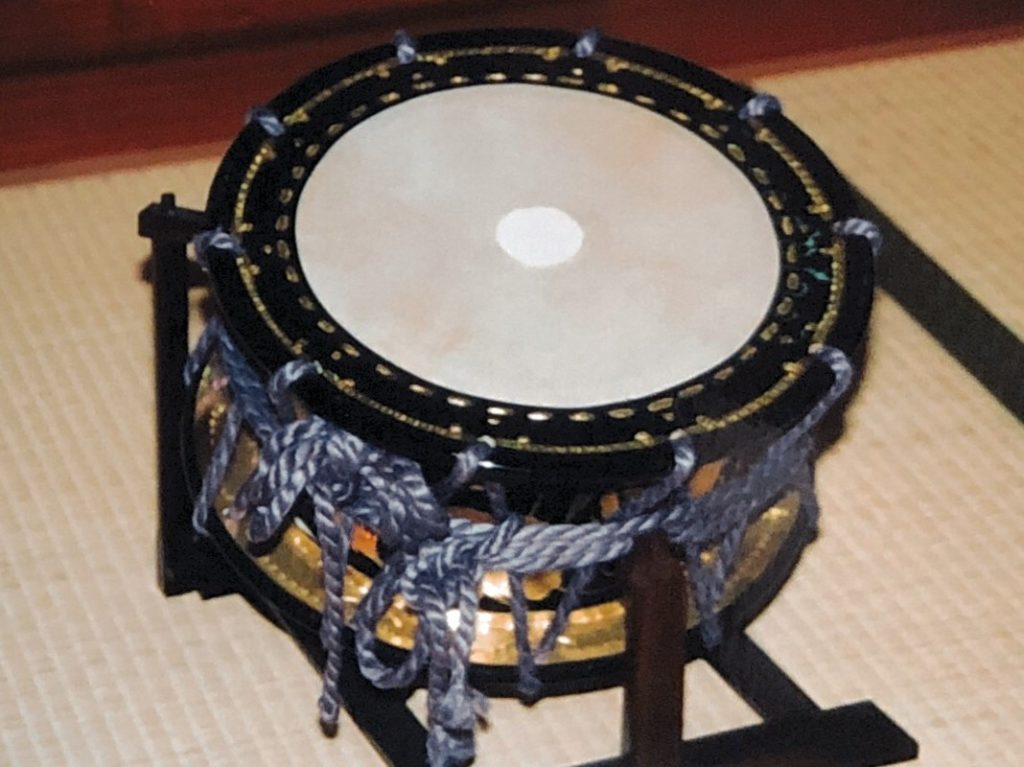 締太鼓【和太鼓の構造と種類】