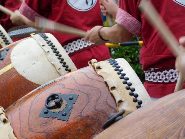 和太鼓の歴史
