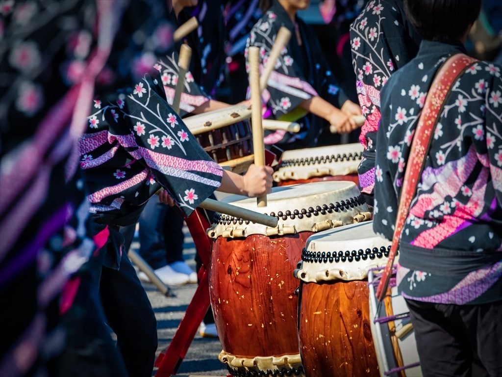 東京 TAIKO GIRLS