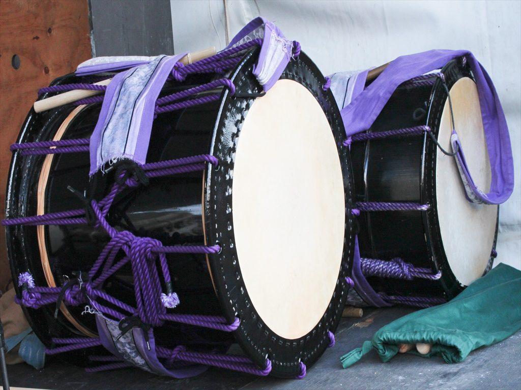 桶胴太鼓【和太鼓の構造と種類】