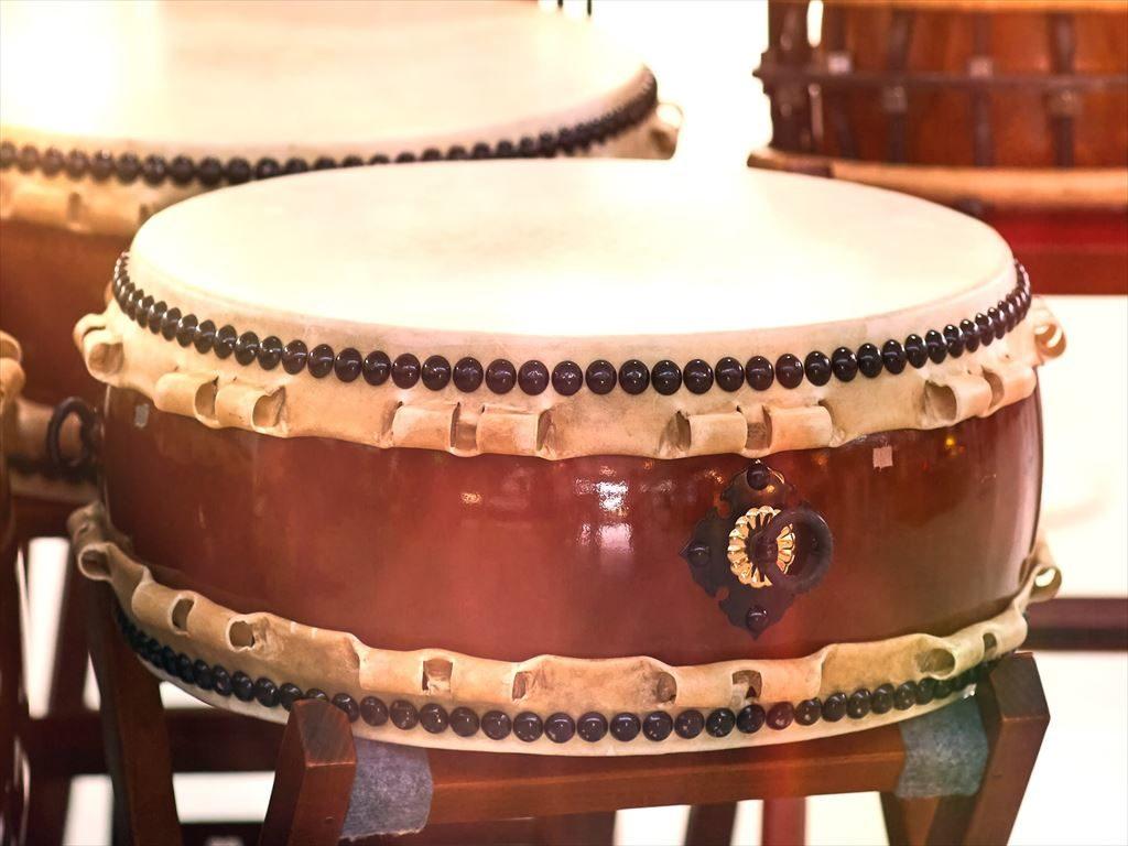 平太鼓【和太鼓の構造と種類】