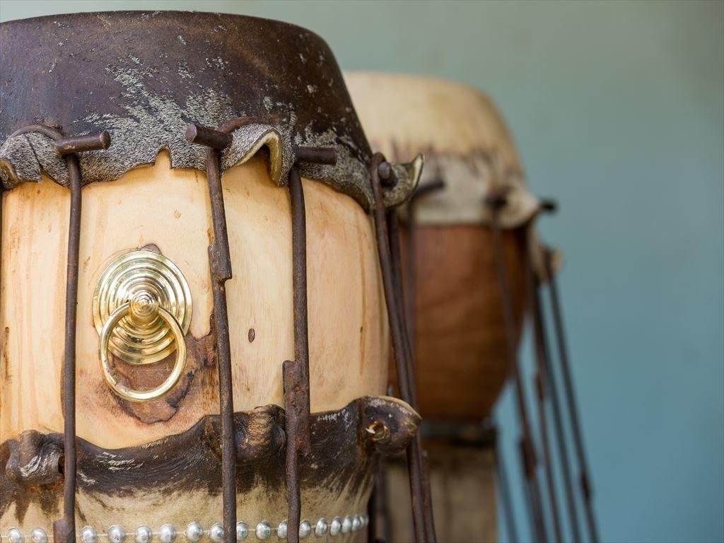 和太鼓の起源