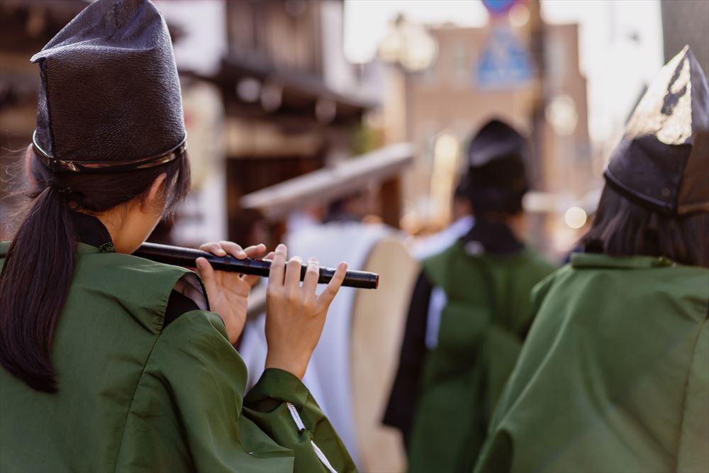 京都の篠笛教室
