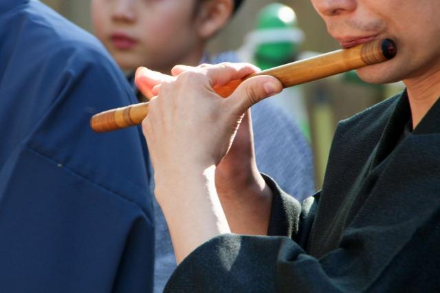 東京(城東)の篠笛教室